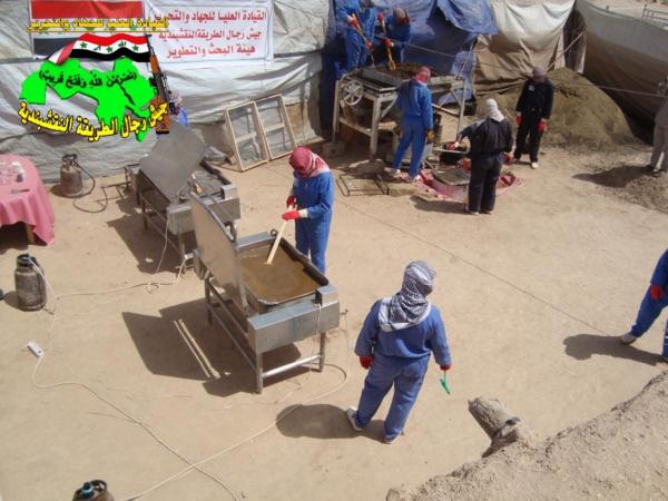 قصف مقر للعدو الامريكي بصاروخي البينة بتاريخ 27-11-2012 084