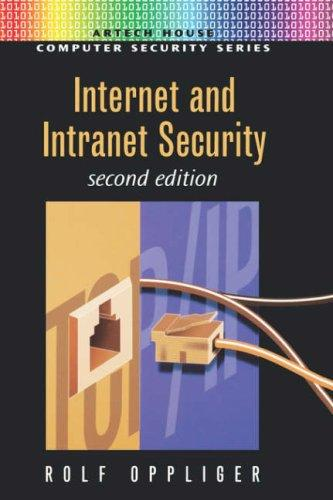 Download Internet & Intranet Security