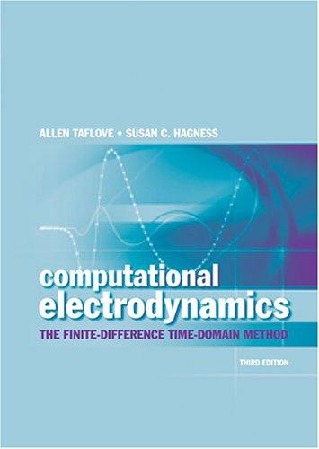 Download Computational electrodynamics