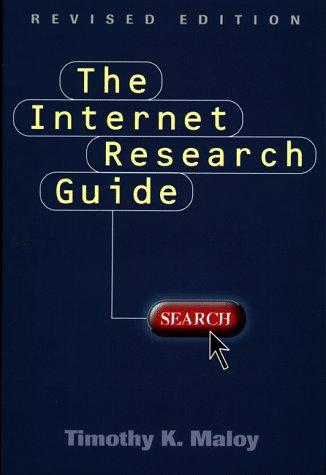 Download The Internet research guide