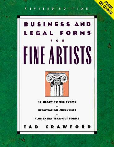Download Business and legal forms for fine artists