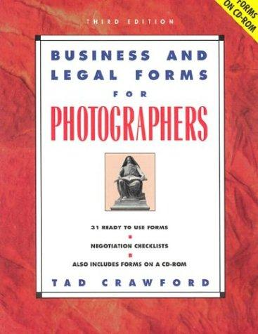 Download Business and legal forms for photographers