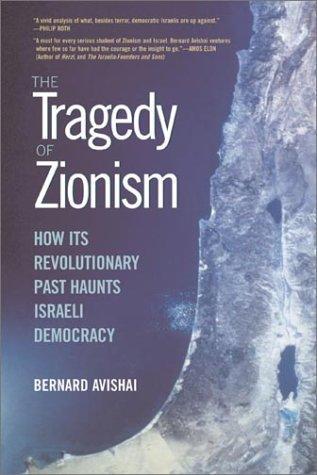 Tragedy of Zionism
