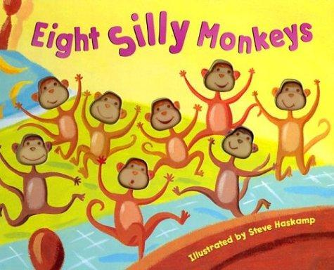 Download Eight Silly Monkeys