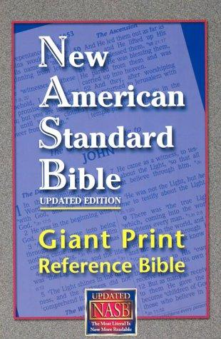 Download NASB Giant-Print Reference Bible