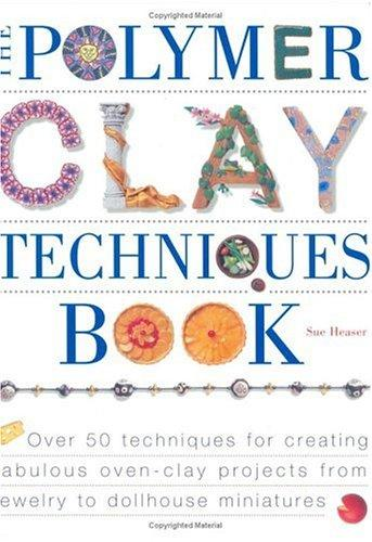 Download The Polymer Clay Techniques Book