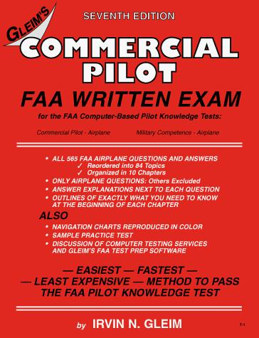 Download Commercial Pilot FAA Written Exam