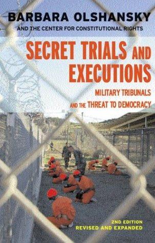 Download Secret Trials and Executions