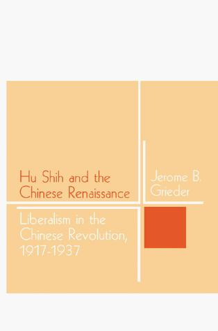 Download Hu Shih and the Chinese Renaissance