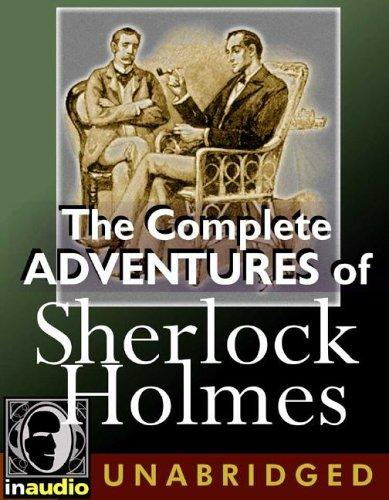 Download The Complete Adventures of Sherlock Holmes