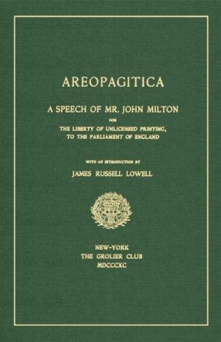 Download Areopagitica