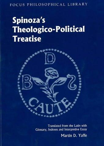 Theologico-political treatise