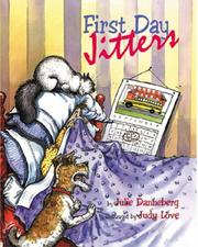 First Day Jitters cover