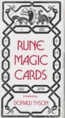 Rune Magic Deck [With 64 Page Instruction]