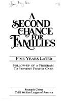 Download A Second Chance for Families