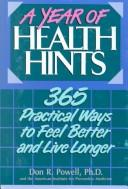 Download A year of health hints