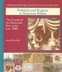 Download Problems and progress in American politics