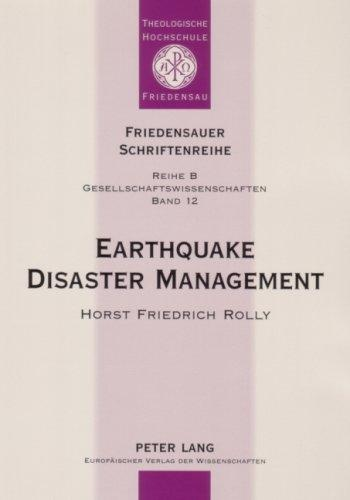 Earthquake Disaster Management