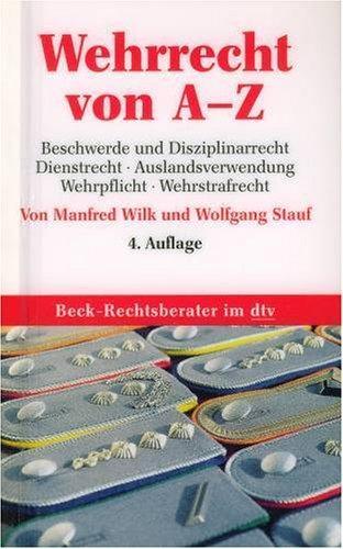 Wehrrecht (Kodex des osterreichischen Rechts)