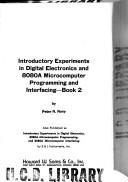 Download Introductory experiments in digital electronics and 8080A microcomputer programming and interfacing