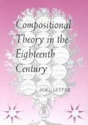Download Compositional theory in the eighteenth century