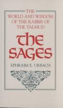 The sages, their concepts and beliefs