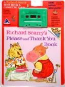 Download Richard Scarry's Please and Thank You Book