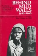 Download Behind mud walls, 1930-1960