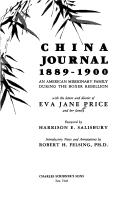 China journal 1889-1900
