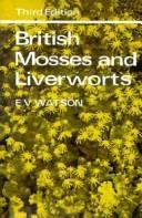 British mosses and liverworts