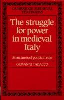 Download The struggle for power in medieval Italy