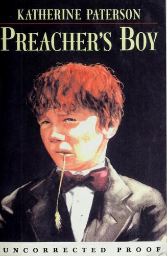 Download Preacher's boy