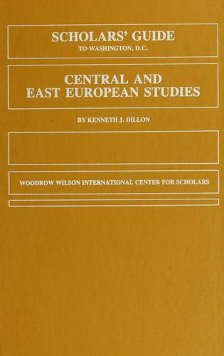 Download Scholars' guide to Washington, D.C. for Central and East European studies