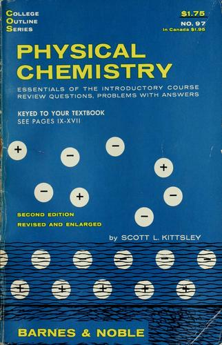 Download Physical chemistry.