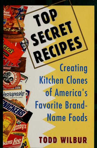 Download Top secret recipes
