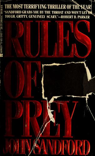 Rules of prey.