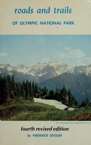 Download Roads and trails of Olympic National Park