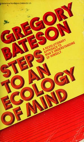 Download Steps to an ecology of mind