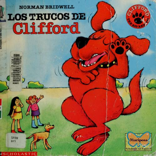 Los trucos de Clifford by Norman Bridwell