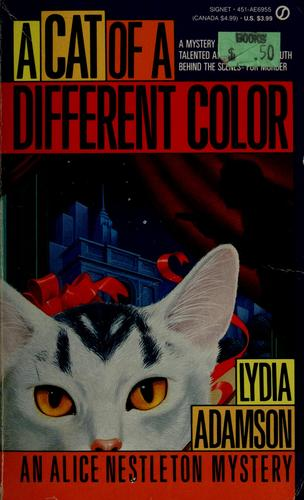Download A cat of a different color