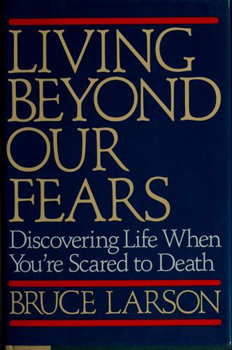 Download Living beyond our fears