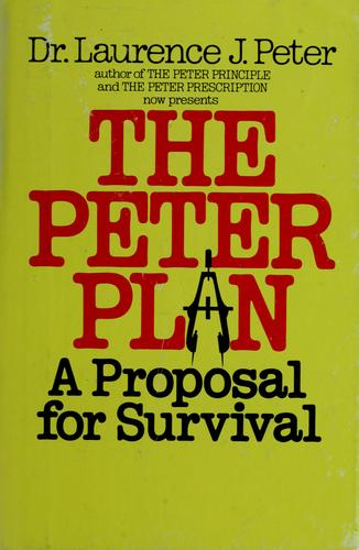 Download The Peter plan
