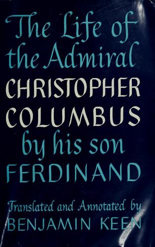 Download The life of the admiral Christopher Columbus