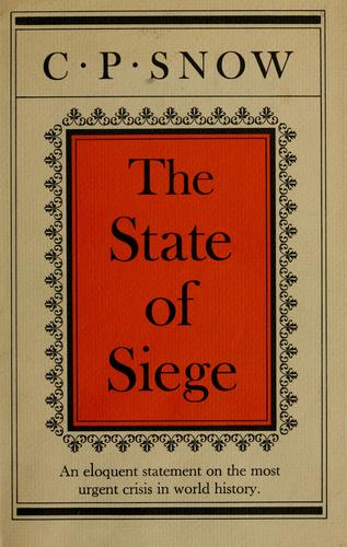 Download The state of siege