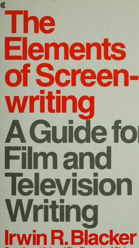 Download The elements of screenwriting