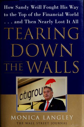 Download Tearing down the walls