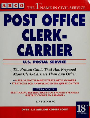Download Post office clerk-carrier