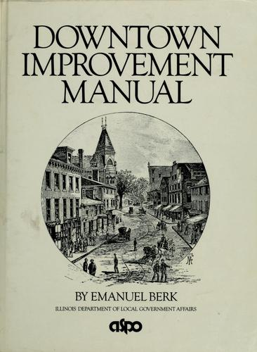 Download Downtown improvement manual