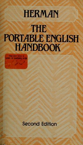 Download The portable English handbook