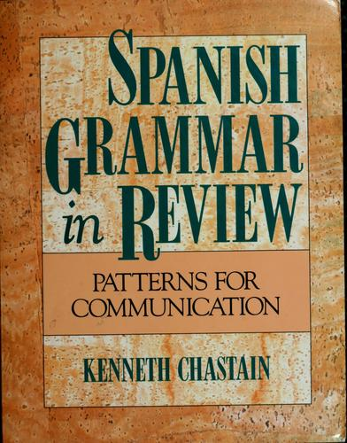 Download Spanish grammar in review